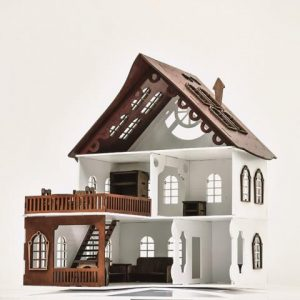 Лялькові будиночки