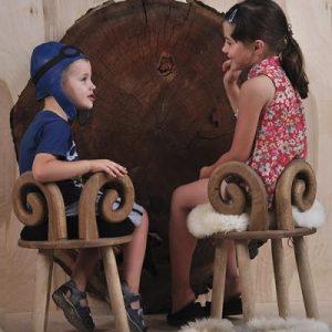 Дитячі стільчики