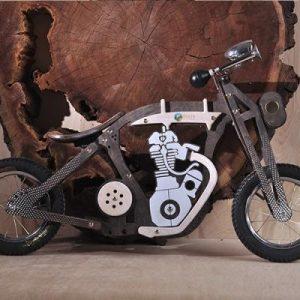 Дерев'яні велобіги